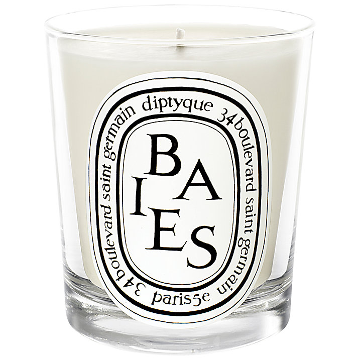 Diptyque - Baies Scented Mini Candle