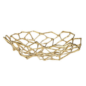 Tom Dixon Bone Bowl Brass