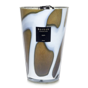 Stones Agate Scented Candle - Limited Edition - 35cm