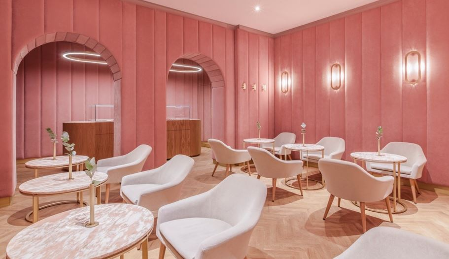 Millennial Pink How To Make It Work In Your Interior Space