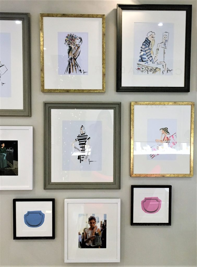 Artwork is very personal and really helps to finish a space. Use it to fill empty walls, as a focal point or to share memories and your personal style. More interior design secrets and ideas on the GIRL ABOUT HOUSE blog, so click on the link to connect...