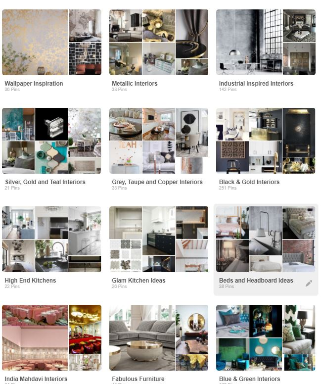 Pinterest can be a great tool in collating ideas, exploring design options and drawing inspiration. How do you go beyond your boards to determine the perfect paint colour or achieve your interior design goals?