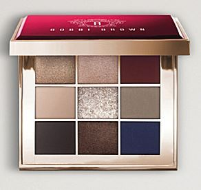 Festive Gift - Bobbi Brown - Limited Edition Caviar & Rubies Eyeshadow Palette