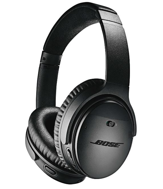 Festive Gift - Bose - Quiet Comfort Noice Cancelling QC35 II Over-Ear Headphones