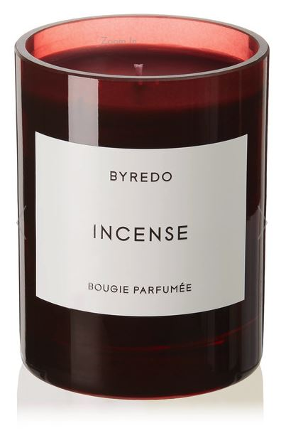 Festive Gift - Byredo - Incense Scented Candle