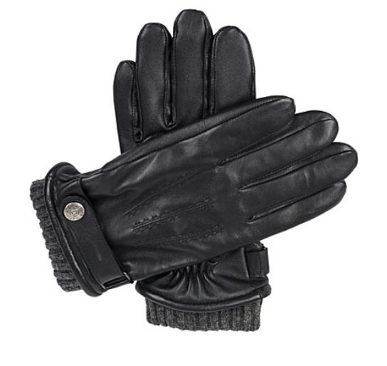 Festive Gift - Dents - Henley Touchscreen Leather Gloves