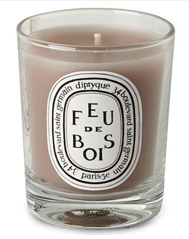 Festive Gift - Diptyque - Feu de Bois Mini Scented Candle