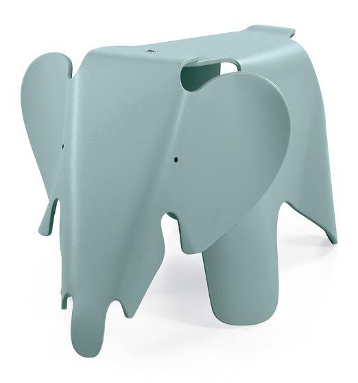 Festive Gift - Eames Elephant - Ice Grey