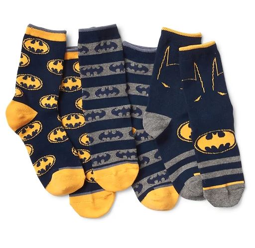 Gap - DC Batman Crew Socks