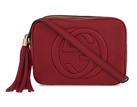 Festive Gift - Gucci - Soho Leather Cross-Body Bag