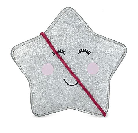Festive Gift - Joules - Printed Star Zipped Shoulder Bag