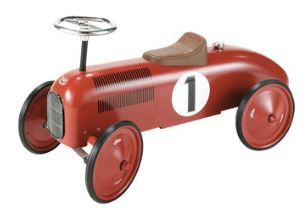 Maisons Du Monde - Vilac Metal Push Car in Red
