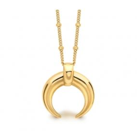 Festive Gift - Missoma - Lucy Williams Large Horn Necklace
