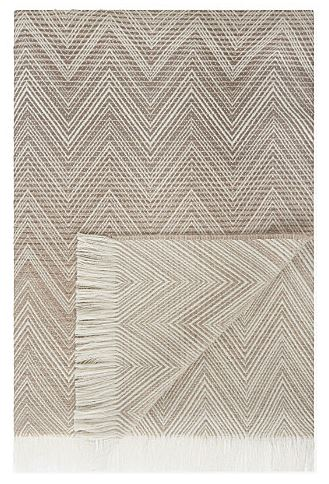 Festive Gift - Missoni Home - Chevron Print Wool Throw