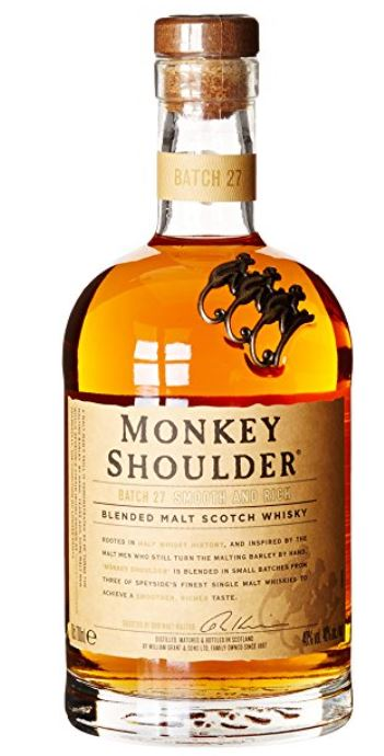 Festive Gift - Monkey Shoulder Blended Malt Whiskey