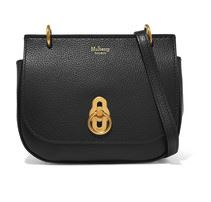 Festive Gift - Mulberry - Amberley Mini Textured Leather Shoulder Bag