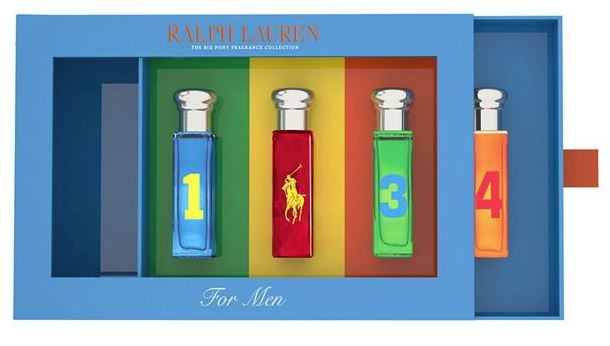 Ralph Lauren - Big Pony For Him Fragrance Gift Set