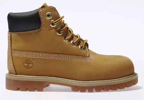 Timberland - Natural 6in Premium Boys Toddler Boots