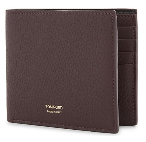Festive Gift - Tom Ford - Grained Leather Billfold Wallet