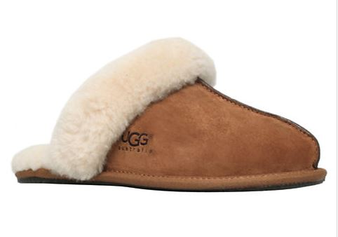Festive Gift - UGG Scuffette II Slippers - Brown