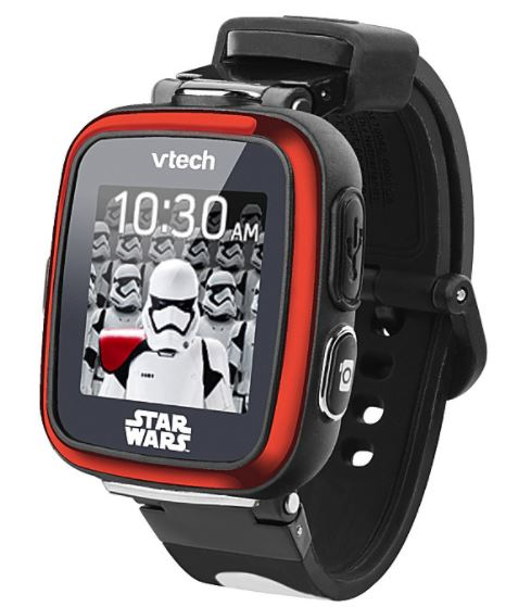 VTECH - Star Wars Stormtrooper Camera Watch