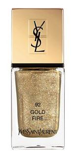 Festive Gift - Yves Saint Laurent - La Laque Couture Dazzling Lights 91 Red Lights Nail Varnish
