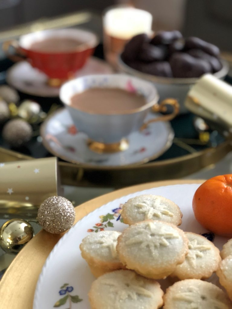 Festive Entertaining - For my afternoon tea table, I like to mix and match old and new pieces. I have my old-faithfuls; pieces that make an appearance at every social event, which I combine with new accents each year to keep things fresh. I actually adopt this attitude in all of my hosting endeavours as it also means there isn't a need to totally reinvent things each time. As with any form of styling, an overall look needs to be defined before the work can begin. Since afternoon tea is a heavily British tradition, steeped in history, I aim to bring a heritage flavour to the table (literally).