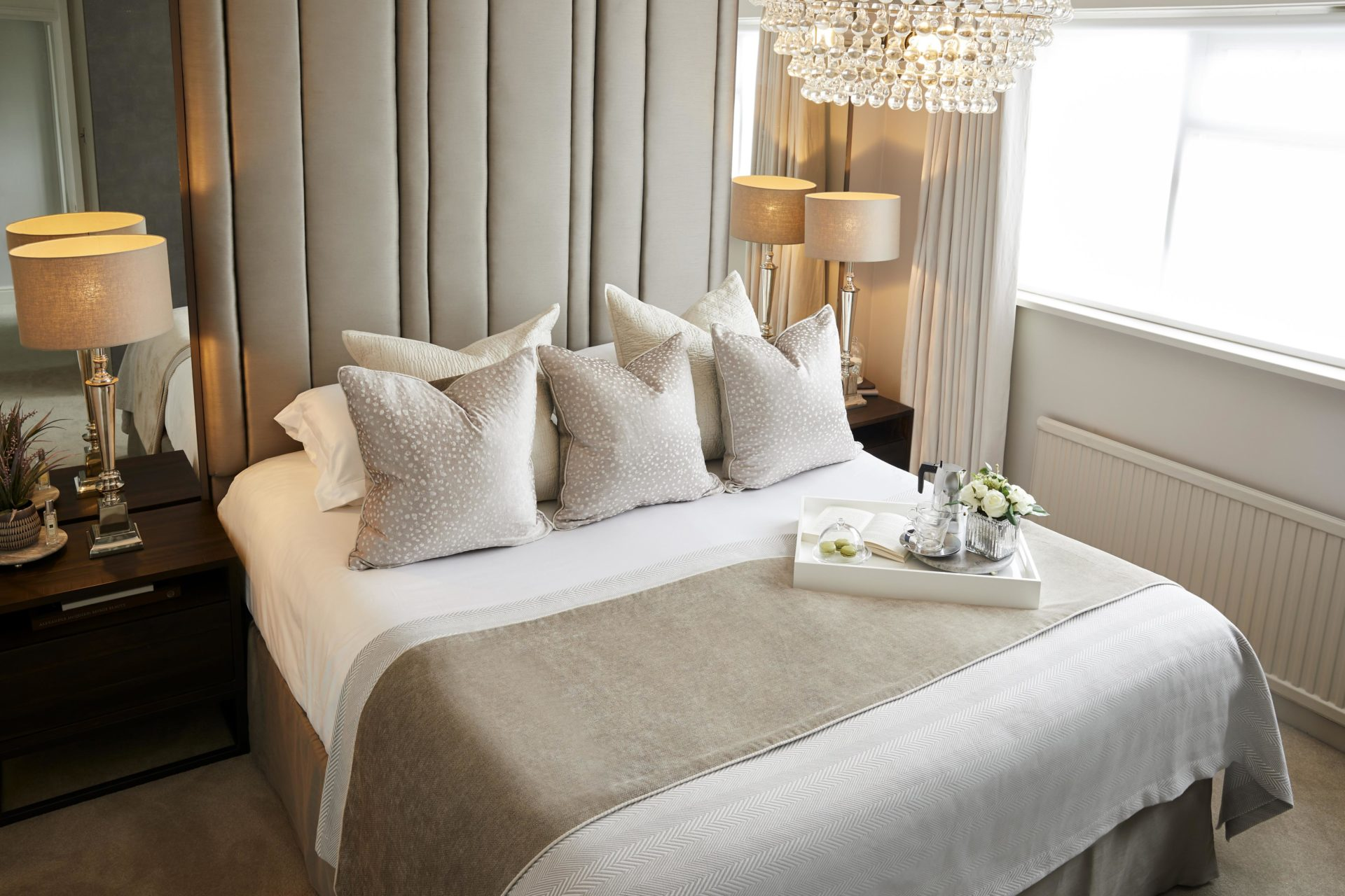 5 Ways To Achieve A Luxury Boutique Hotel Style Bedroom Girl About