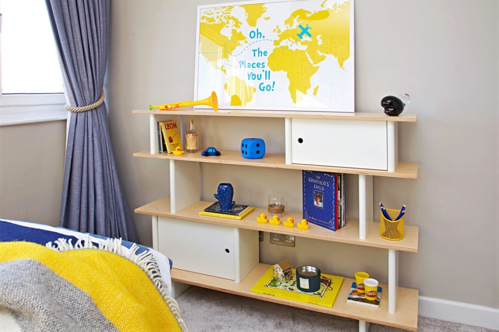 Designing a children's bedroom? Go hard or go home! Alternatively, go to sleep, go and play, go and do your homework - there are many plates to spin to ensure the space works both visually and functionally.