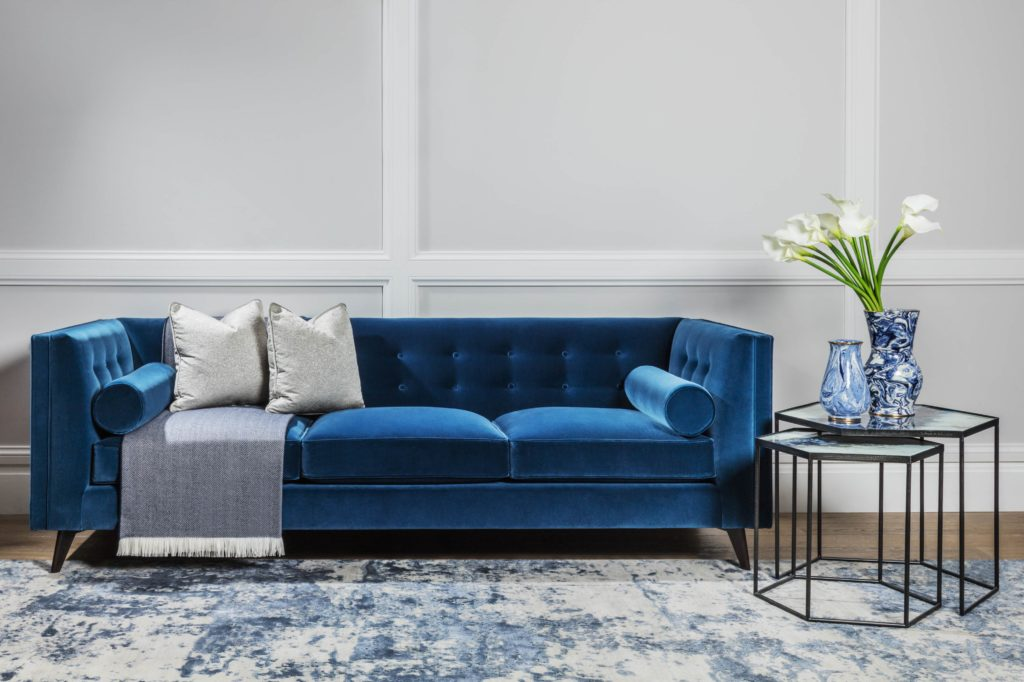Commissioning bespoke furniture varies significantly from ordering something 'off-the-peg'. Every element has the potential for alteration - the world is your oyster!