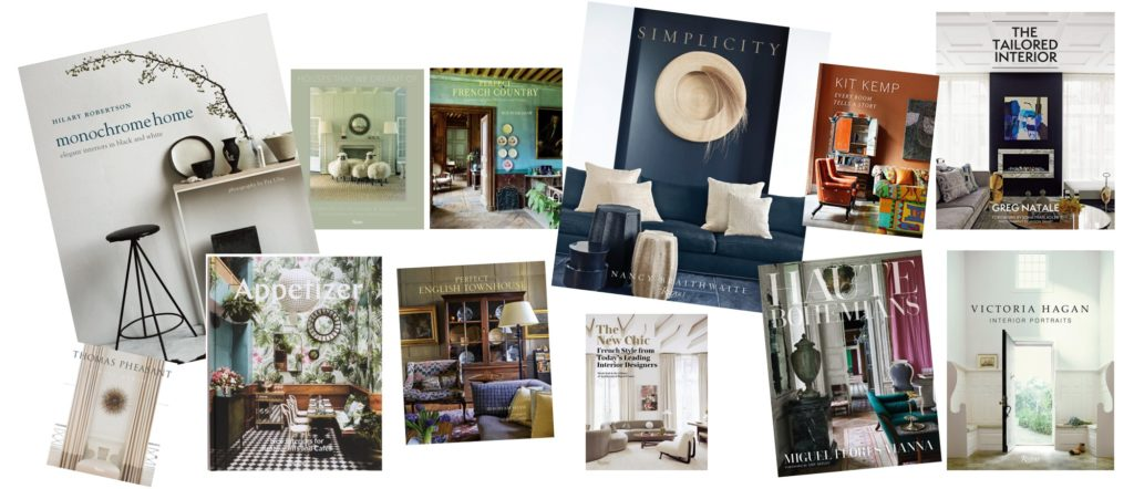 Whenever I'm styling an interior - be it kitchen, lounge, children's bedroom or study - I aim to incorporate books. I even wrote a blog post on styling with the coffee table book, which you can read here. And whilst choosing a book by its cover has never felt so apt, I also love a good nosy inside for some serious inspiration. Even the humble cookbook feels very design-focused today with some beautiful specimens to covet for your open-shelving.