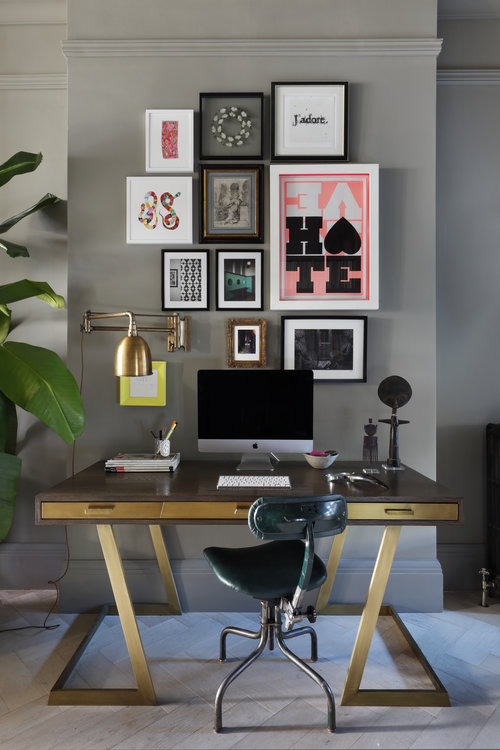 Wall art: The statement piece vs the eclectic salon hang, the pared back abstract or busy print. When considering what type of piece to choose, the space in question will likely lend itself to a preferred outcome (we will look at this more in the follow-up post). Cues can also been taken from your personal style.